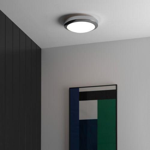 Astro Dakota 300 Bathroom Ceiling Light in Polished Chrome 1129001