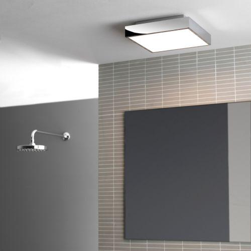 Astro Taketa LED II Bathroom Ceiling Light in Polished Chrome 1169010