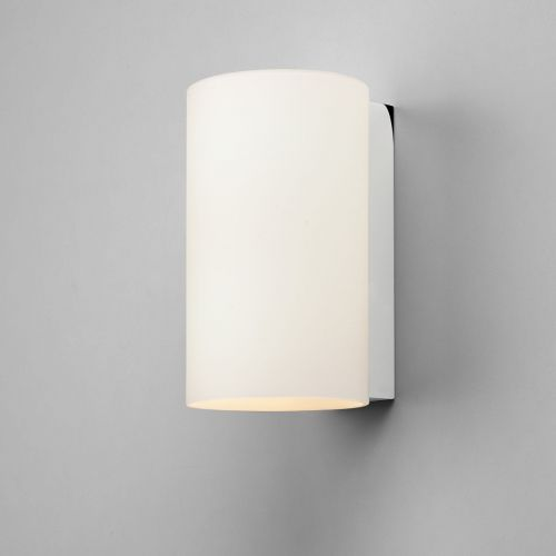 Astro Cyl 200 Indoor Wall Light in White Glass 1186001