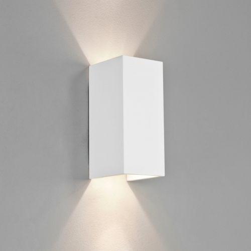 Astro Parma 210 Indoor Wall Light in Plaster 1187003