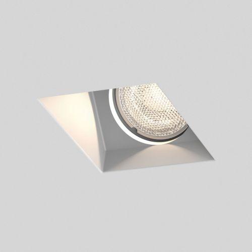 Astro Blanco 45 Indoor Downlight in Plaster 1253003
