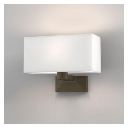 Astro Carmel Indoor Wall Light in Bronze 1405002