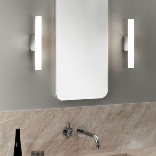 Astro Dio Bathroom Wall Light in Polished Chrome 1305006
