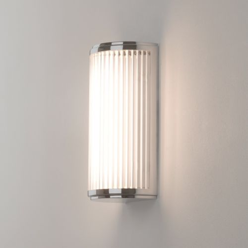 Astro Versailles 250 Phase Dimmable LED Bathroom Wall Light Polished Chrome 1380024