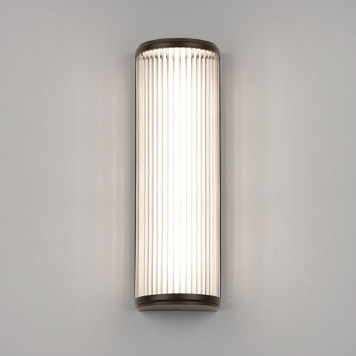 Astro Versailles 400 Phase Dimmable LED Bathroom Wall Light Bronze 1380030
