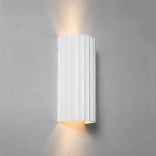 Astro Kymi 300 Indoor Wall Light in Plaster 1335003