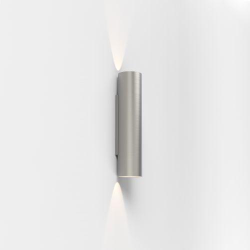 Astro Yuma 300 LED Indoor Wall Light in Matt Nickel 1399003