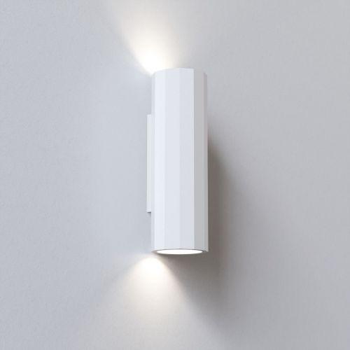 Astro Shadow 300 Indoor Wall Light in Plaster 1414002