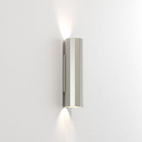 Astro Hashira 300 2 Lamp Wall Light Matt Nickel 1442005
