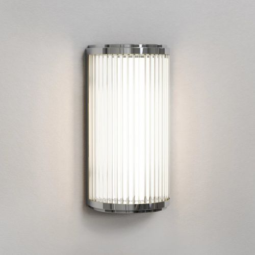 Astro Versailles LED Wall Light Polished Chrome Glass Rods 1380001