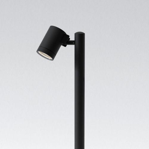 Astro Bayville Spike Spot 900 Outdoor Spotlight in Textured Black 1401012