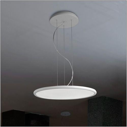 Grok Net Dimmable Designer LED Pendant 00-0643-BW-M1