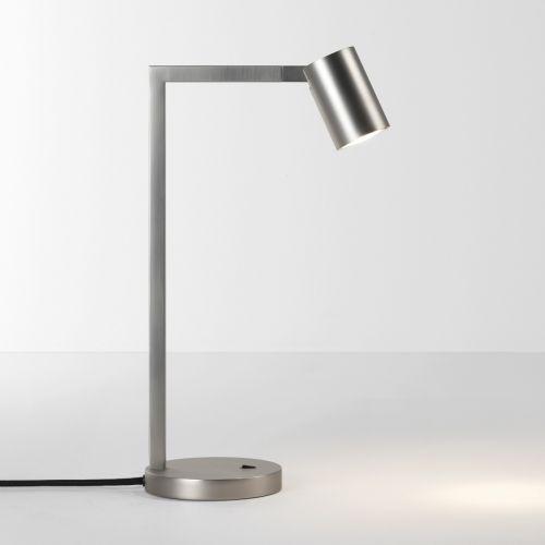 Astro Ascoli Desk Indoor Table Lamp in Matt Nickel 1286017