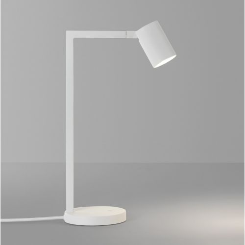 Astro Ascoli Desk Indoor Table Lamp in Matt White 1286016