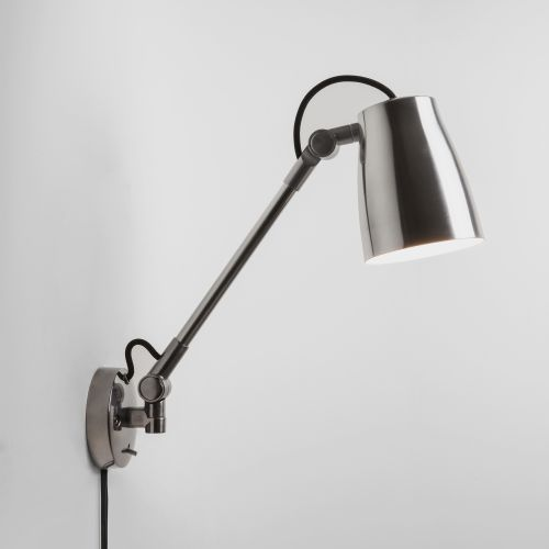 Astro Atelier Grande Indoor Wall Light in Polished Aluminium 1224014