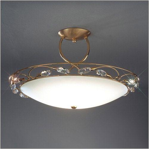 Kolarz Bellissima 1 Light Ceiling Fitting 309.83.7