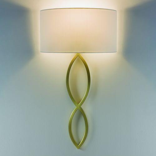 Astro Caserta Indoor Wall Light in Matt Gold 1349005