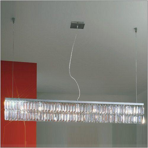 Kolarz Prisma 7 Light Pendant 314.87.5