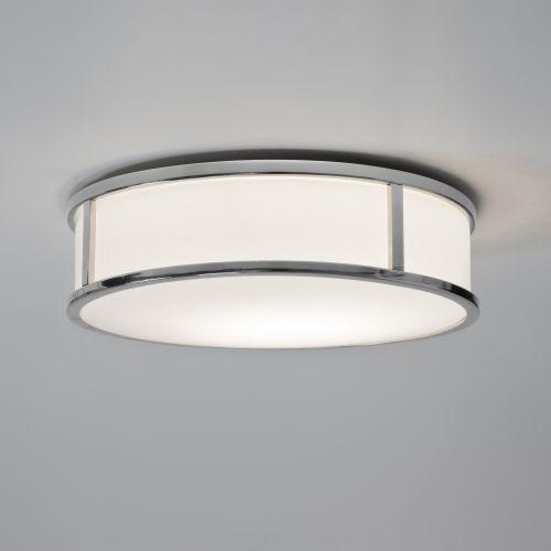 Astro Mashiko 300 Round LED Bathroom Ceiling Light in Polished Chrome 1121041