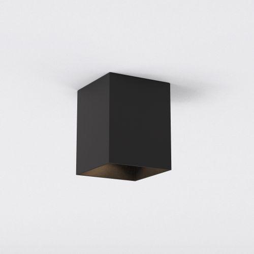 Astro Kinzo 140 Indoor Downlight in Textured Black 1398018