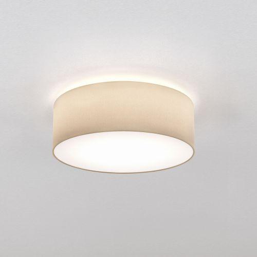 Astro Cambria 380 Indoor Ceiling Light in Putty Fabric 1421002