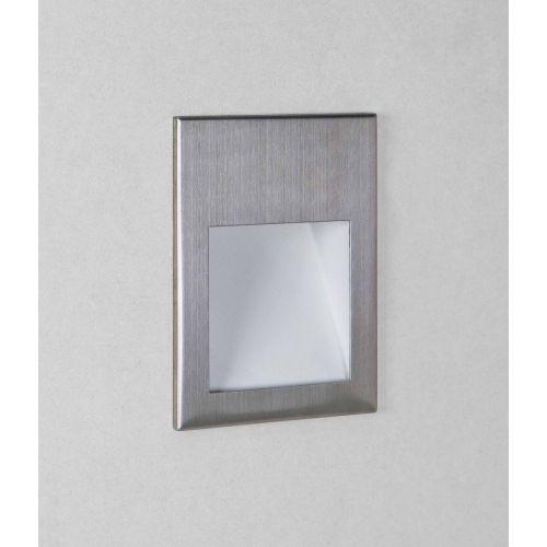 Astro Borgo 90 LED MV Bathroom Marker Light in Brushed Stainless Steel 1212047