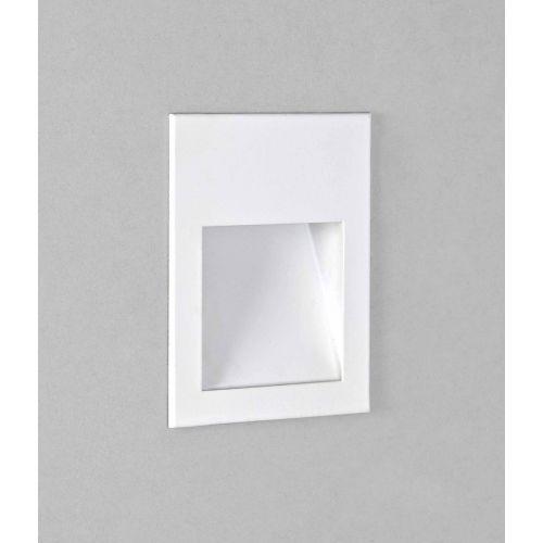 Astro Borgo 90 LED MV Bathroom Marker Light in Matt White 1212048