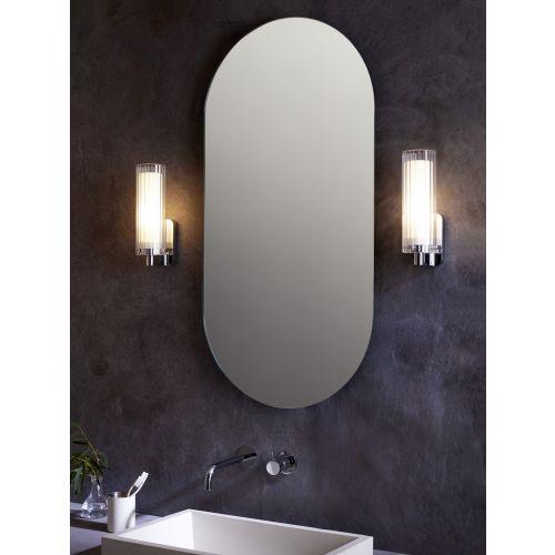 Astro Ottavino Wall Bathroom Wall Light in Polished Chrome 1411001
