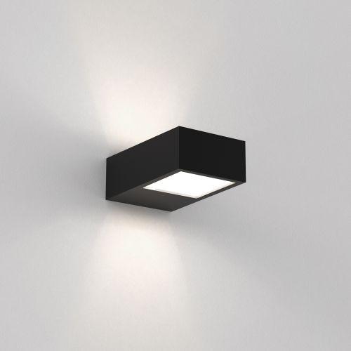 Astro Kappa LED Bathroom Wall Light in Matt Black 1151004