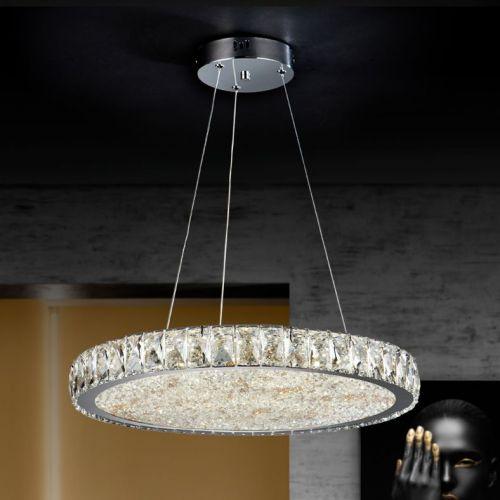 Schuller Dana 456453N LED Ceiling Pendant Chrome Dimmable
