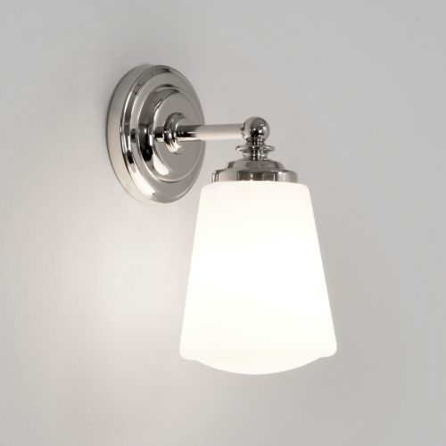 Astro Anton Bathroom Wall Light in Polished Chrome 1106001