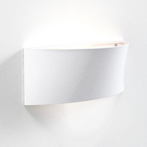Astro Parallel Indoor Wall Light in Ceramic 1438001