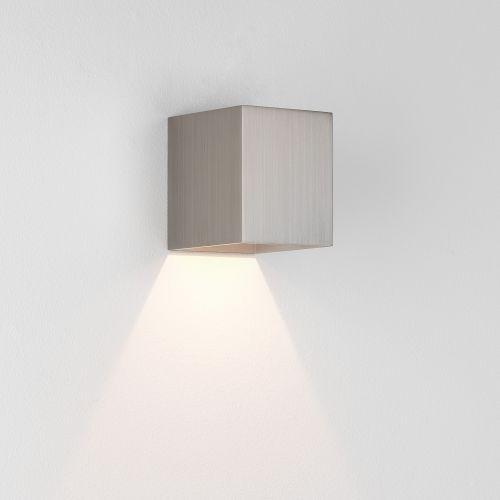 Astro Kinzo 110 LED Indoor Wall Light in Matt Nickel 1398003