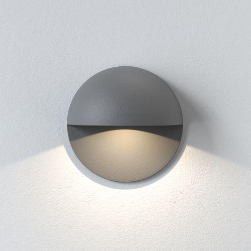 Astro Tivola LED Outdoor Marker Light in Textured Grey 1338009