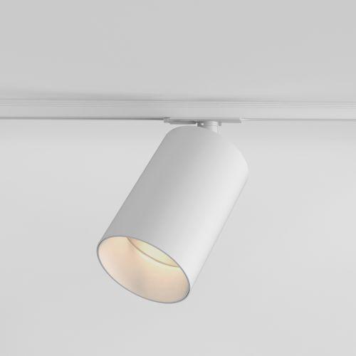 Astro Can 100 Track Indoor Track Light in Matt White 1396014