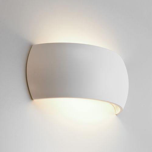 Astro Milo Indoor Wall Light in Ceramic 1299001