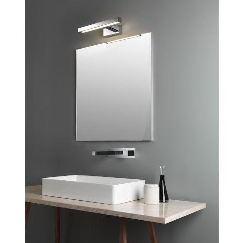 Astro Kashima 350 LED Bathroom Wall Light in Polished Chrome 1174003