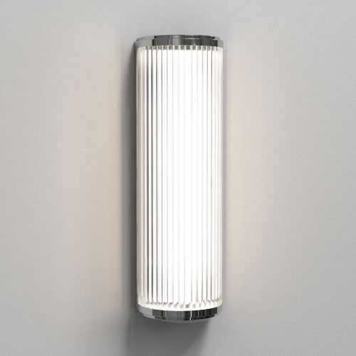 Astro Versailles 400 Phase Dimmable LED Bathroom Wall Light Polished Chrome 1380029