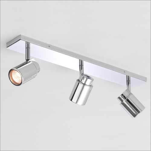 Astro Como Triple Bar Bathroom Spotlight in Polished Chrome 1282003