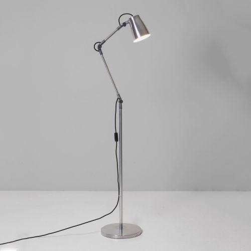 Astro Atelier Floor Base Indoor Floor Lamp in Polished Aluminium 1224007