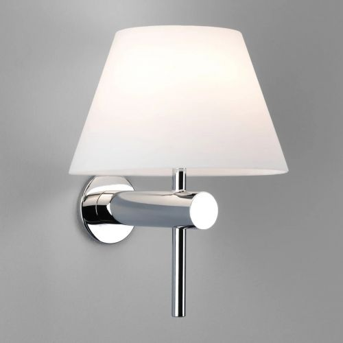 Astro Roma Bathroom Wall Light in Polished Chrome 1050001