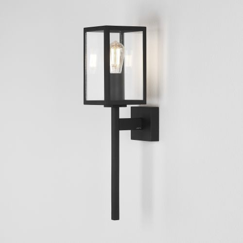 Astro Coach 100 Outdoor Wall Light in Textured Black 1369003
