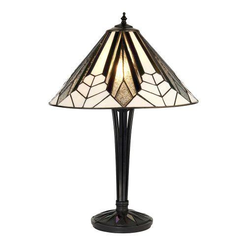 Interiors 1900 Tiffany Astoria Medium Table Lamp 63939