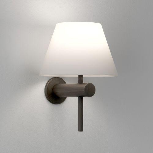 Astro Roma Bathroom Wall Light in Bronze 1050006