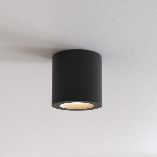 Astro Kos II Outdoor Downlight in Textured Black 1326040