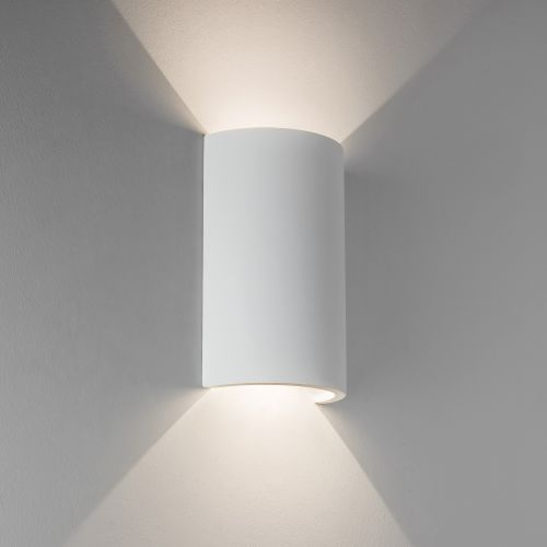 Astro Serifos 170 LED 2700K Indoor Wall Light in Plaster 1350002