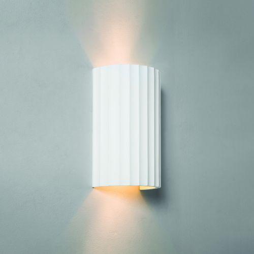 Astro Kymi 220 Indoor Wall Light in Plaster 1335001