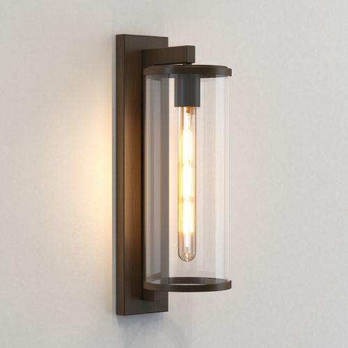 Astro Pimlico 500 Outdoor Wall Light in Bronze 1413005
