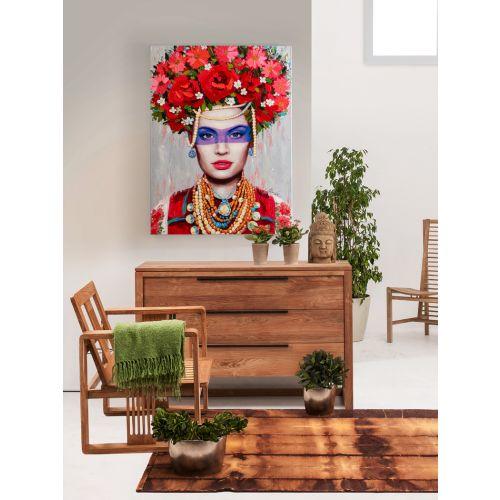 Gaia Acrylic Wall Art