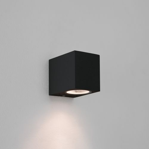 Astro Chios 80 Outdoor Wall Light in Textured Black 1310002